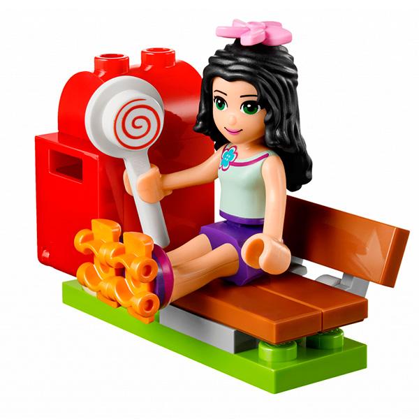 Лего Подружки 41098 Конструктор Туристический киоск Эммы