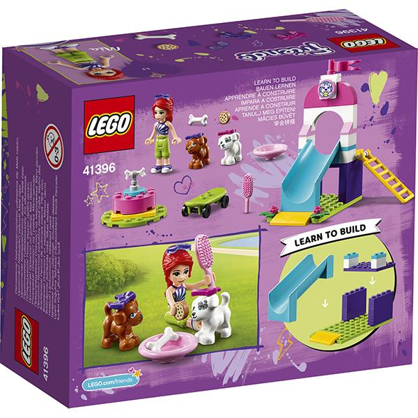 LEGO Friends 41396 Конструктор ЛЕГО Подружки Игровая площадка для щенков