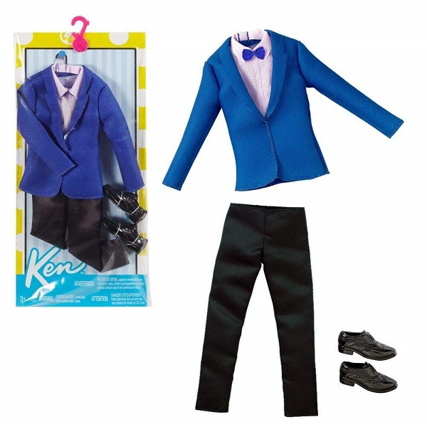 Mattel Barbie DWG73 Барби Наряд для Кена mattel barbie dpk90 барби набор фигурок персонажей