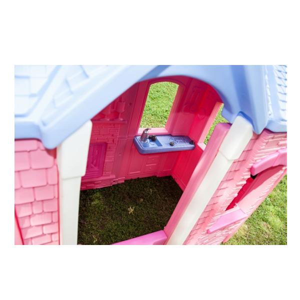 Little Tikes 172496 Литл Тайкс Игровой домик Розовый