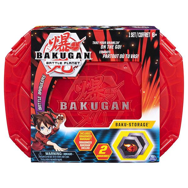 Bakugan 6054796 Бакуган игровой набор кейс для хранения