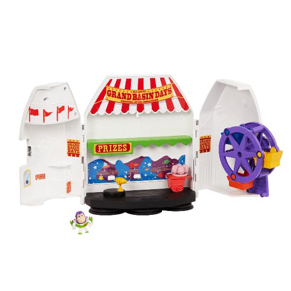 Mattel Toy Story GCY87 История игрушек-4, игровой набор для мини-фигурок набор игрушек фигурок sonic тим чаотикс