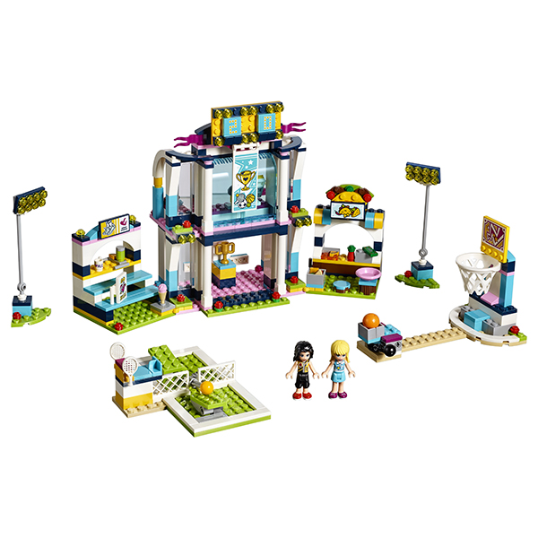 Lego Friends 41338 Конструктор Спортивная арена для Стефани
