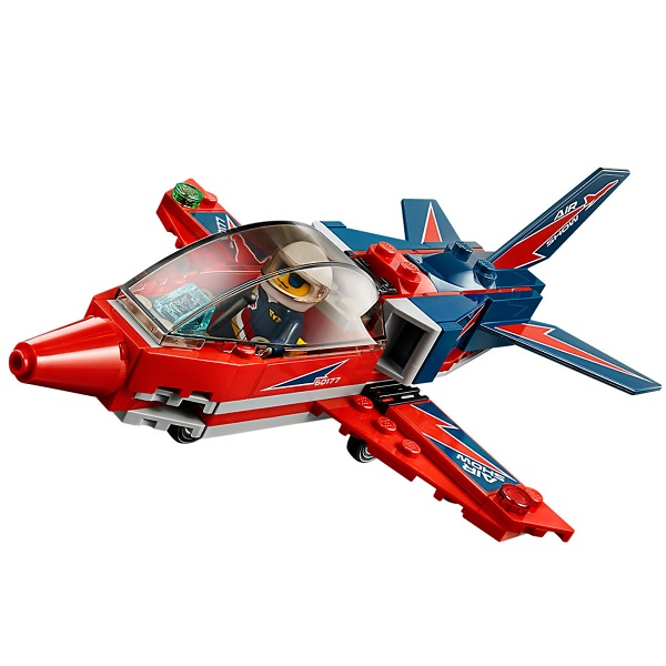 Lego City 60177 Конструктор Лего Город Реактивный самолёт