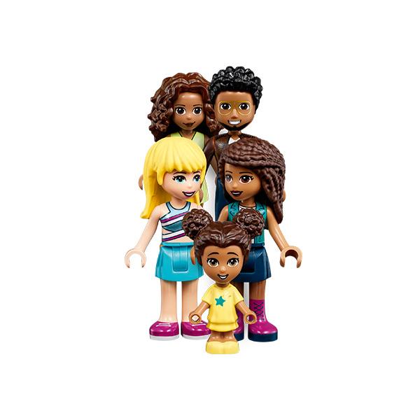 LEGO Friends 41449 Конструктор ЛЕГО Подружки Дом семьи Андреа