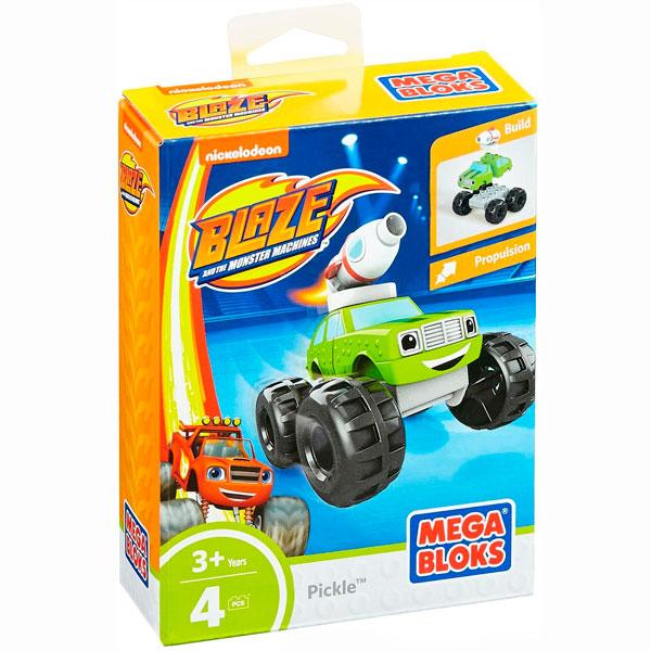 Mattel Mega Bloks DXF21 Вспыш: герои мультфильма с аксессуарами