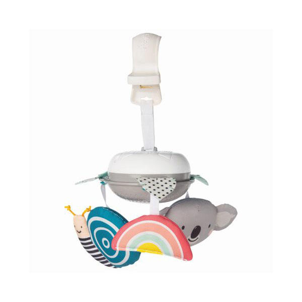 Taf Toys 12465 Таф Тойс Музыкальный мобиль для коляски Коала развивающая игрушка коала taf toys 12405