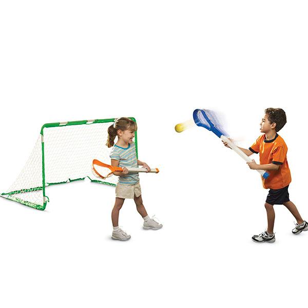 Little Tikes 620829 Литл Тайкс Набор для футбола, хоккея и лакросса