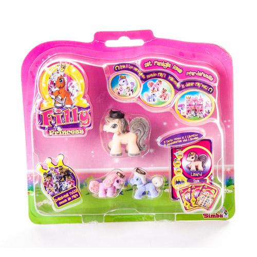 Filly Fairy 76-98 Филли Феи Игровой набор Семья лошадок принцесс Филли