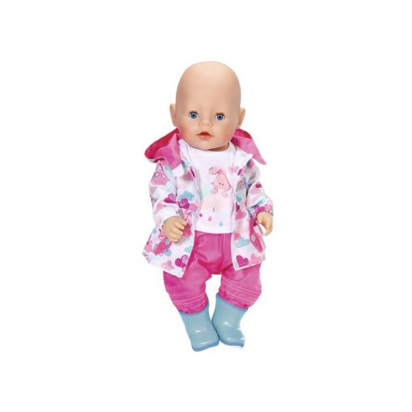 Zapf Creation Baby born 823-781 Бэби Борн Одежда для дождливой погоды