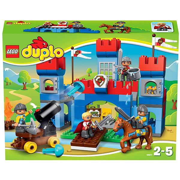 Lego Duplo 10577 Конструктор Королевская крепость