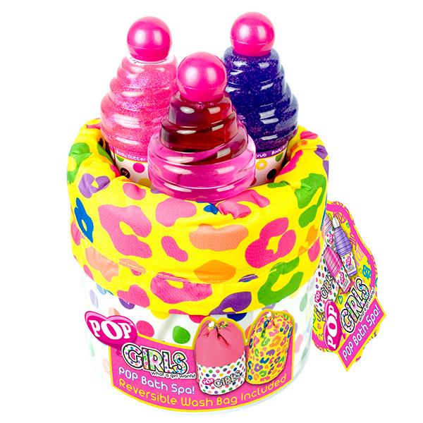 Markwins 3600751 POP Набор детской декоративной косметики для душа markwins набор детской косметики pop girls