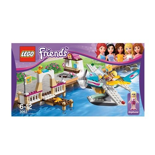 Конструктор Lego Friends 3063 Лего Подружки Школа пилотирования самолётов