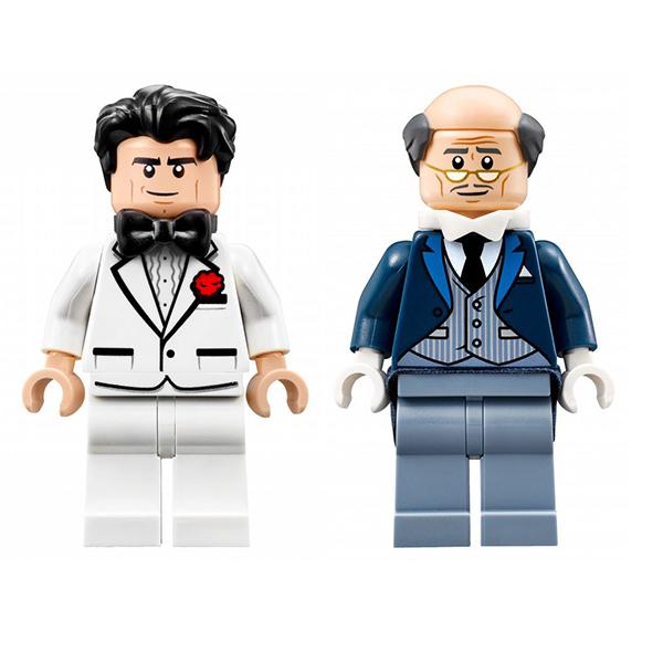 Lego Batman Movie 70909 Конструктор Лего Фильм Бэтмен: Нападение на Бэтпещеру