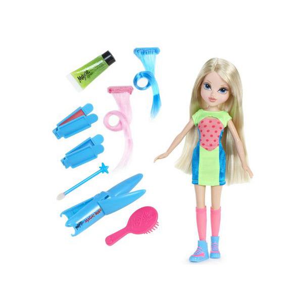 Moxie 519812_1 Мокси Цветные волосы, Эйвери