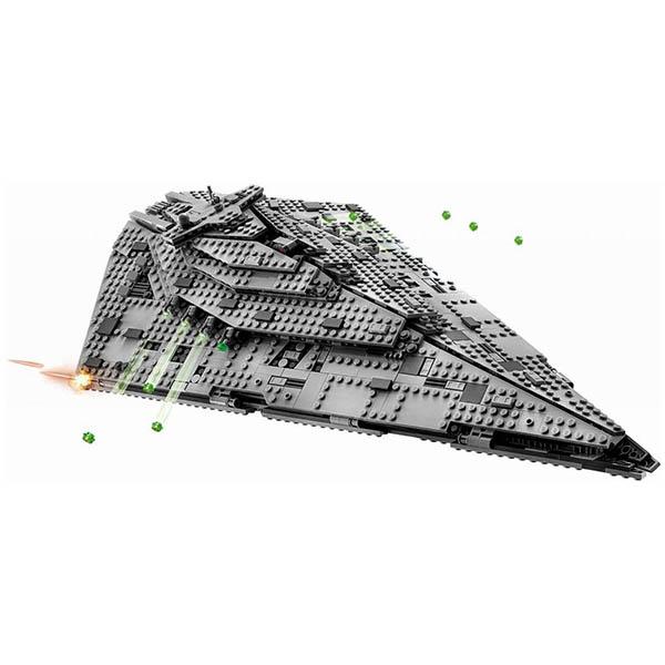 Lego Star Wars 75190 Конструктор Лего Звездные Войны Звездный разрушитель первого ордена