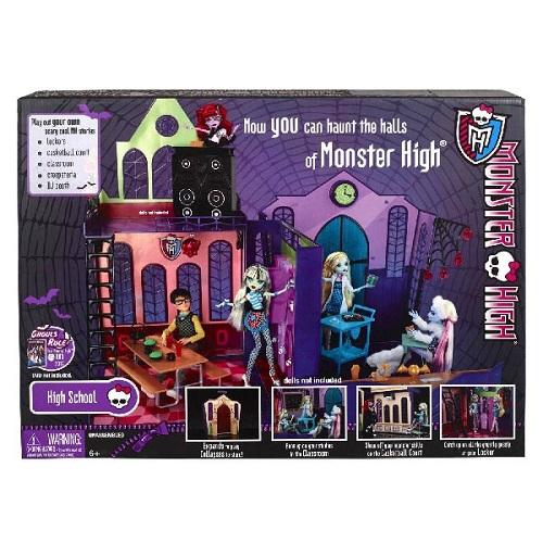 Mattel Monster High 3711X/1114714 Школа Монстров Монстр Хай Игровой класс