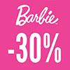Скидка 30% на Barbie
