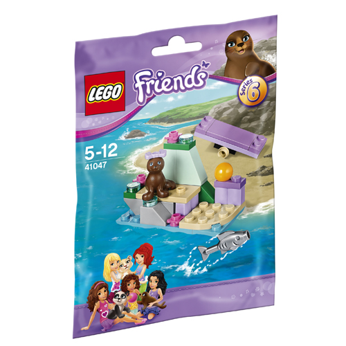 Конструктор Lego Friends 41047 Лего Подружки Скала тюленя