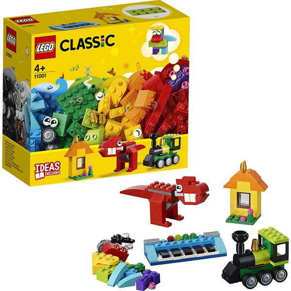 LEGO Classic 11001 Конструктор ЛЕГО Классик Модели из кубиков цена в Москве и Питере