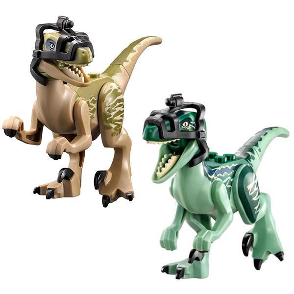 Lego Jurassic World 75917 Конструктор Лего Мир Юрского Периода Ярость динозавра