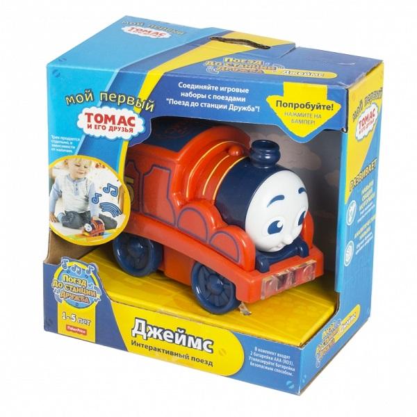 Mattel Thomas & Friends FKC49 Мой первый Томас - Паровозики