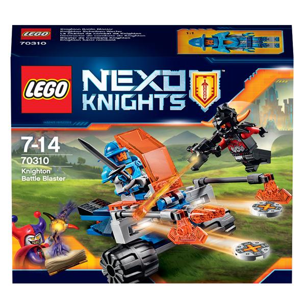 Lego Nexo Knights 70310 Конструктор Лего Нексо Королевский боевой бластер