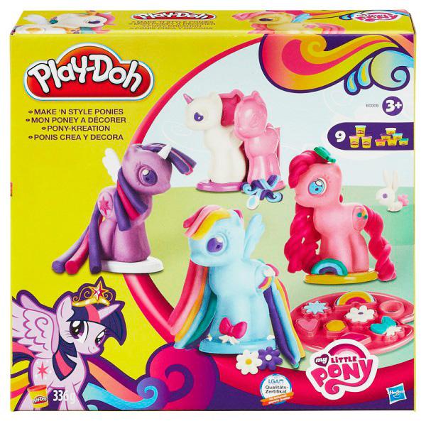 Hasbro Play-Doh B0009 Игровой набор Создай любимую Пони 1600mw 50 65cm diy laser engraving machine mini laser engraver mini cnc machine best gift toys