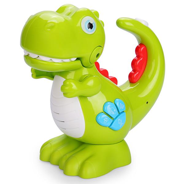 Happy Baby 331851 Игрушка-динозаврик REXY
