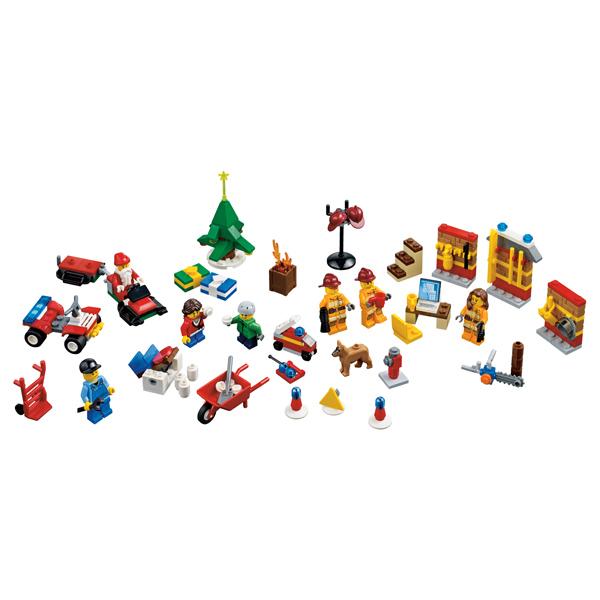 LEGO City 4428 Конструктор ЛЕГО Город Новогодний календарь LEGO CITY