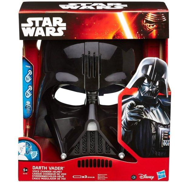 Hasbro Star Wars B3719 Звездные Войны Изменяющий голос шлем Дарта Вейдера