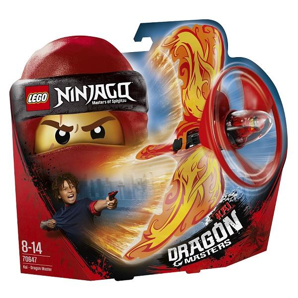 LEGO Ninjago 70647 Конструктор ЛЕГО Ниндзяго Мастер дракона lego ninjago 70644 конструктор лего ниндзяго хозяин золотого дракона