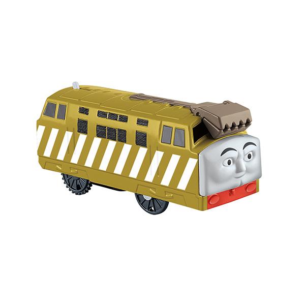 Mattel Thomas & Friends CKW33 Томас и друзья Паровозик Дизель с автоматическим механизмом цена 2016