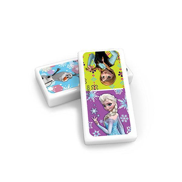 Spin Master 6033086 Настольная игра Домино Disney Холодное Сердце