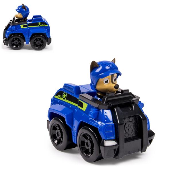 Paw Patrol 16605 Щенячий патруль Машинка спасателя (в ассортименте)
