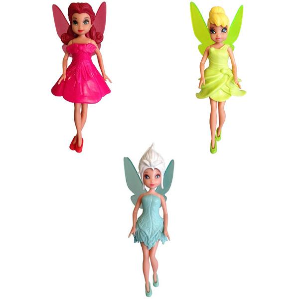 цены Disney Fairies 747580 Дисней Фея 11 см (в ассортименте)