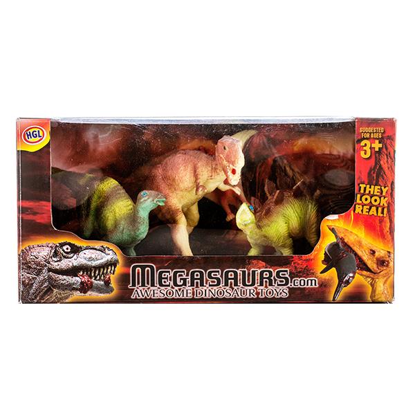 HGL SV10523 Игровой набор динозавров 5 - 15 см (в ассортименте) море чудес игровой набор грот русалочки в ассортименте