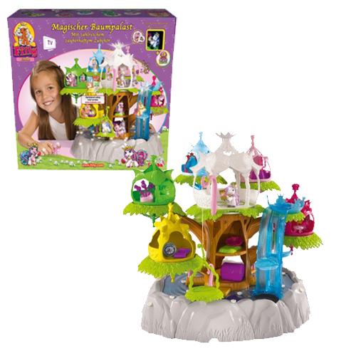 """Filly Fairy 12-88 Филли Феи """"Волшебная деревня эльфов на дереве"""""""