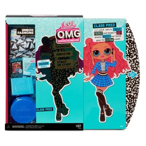 L.O.L. Surprise 567202 Кукла OMG 3 серия-Class Prez