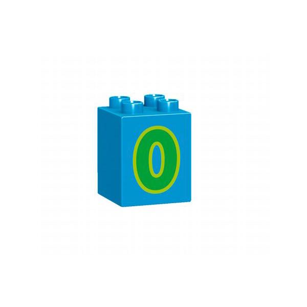 LEGO DUPLO 10847 Конструктор ЛЕГО ДУПЛО Поезд Считай и играй