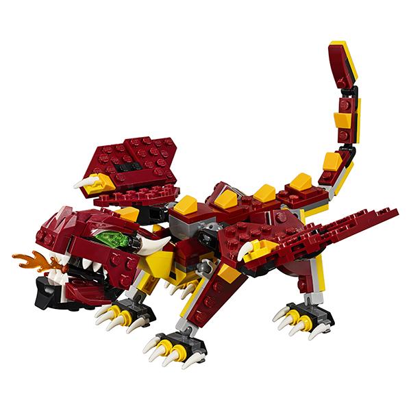 Конструктор Lego Creator 31073 Конструктор Мифические существа