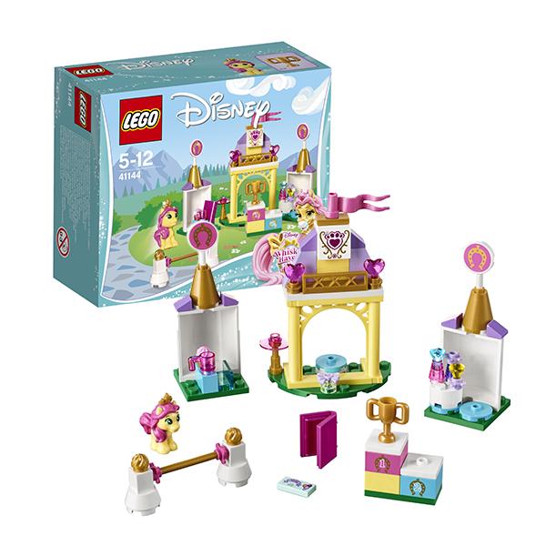 Lego Disney Princess 41144 Конструктор Лего Принцессы Дисней Королевская конюшня Невелички palace pets игровой набор пони невеличка питомец бель