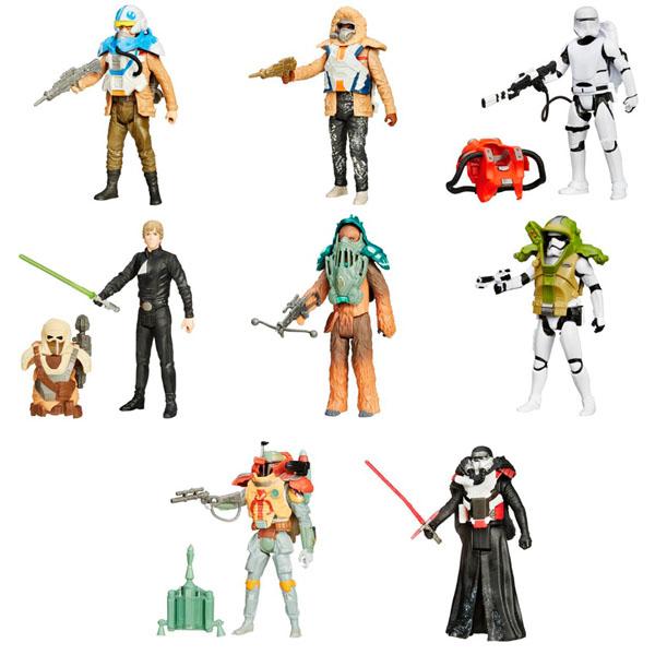 Hasbro Star Wars B3929N Звездные Войны Коллекционный корабль Звездных Войн + фигурка 9,5 см с оружием