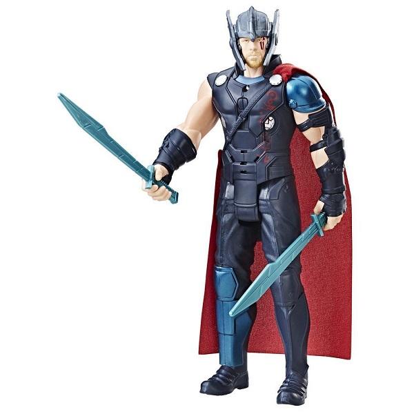 Hasbro Avengers B9970 Электронная фигурка Тора
