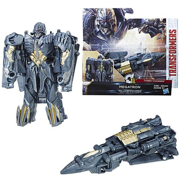 Hasbro Transformers C0884/C2821 Трансформеры 5: Уан-степ Мегатрон hasbro transformers c0889 c1328 трансформеры 5 последний рыцарь легион гримлок