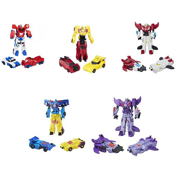 Hasbro Transformers C0628 Трансформеры роботы под прикрытием: Крэш-Комбайнер (в ассортименте) hasbro transformers c0888 электронная маска трансформеров