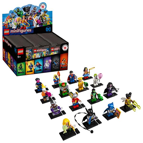 цена на LEGO Minifigures 71026 Конструктор ЛЕГО Минифигурки 2020