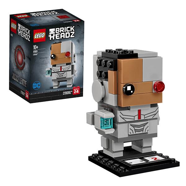 Lego BrickHeadz 41601 Конструктор Лего БрикХедз Киборг