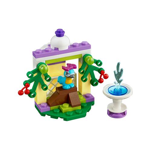 Лего Подружки 41044 Конструктор Фонтан попугая Ара