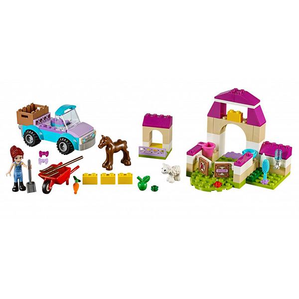Lego Juniors 10746 Лего Джуниорс Чемоданчик Ферма Мии